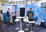 Symposium Intensivmedizin - Messestand